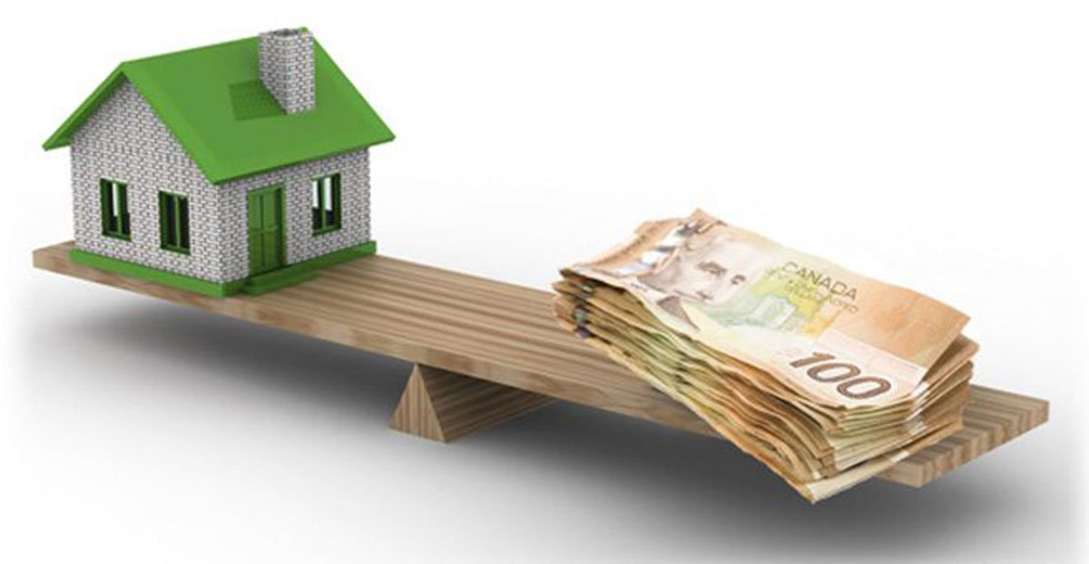 building home equity in canada