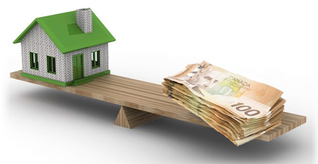 building home equity