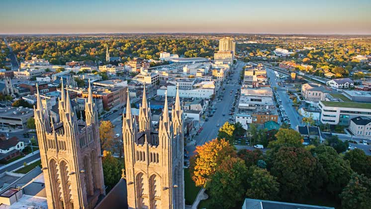 Guelph and Kitchener-Waterloo best place for real estate investment 2020