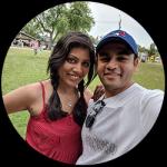 Siddharth & Roshani Shah