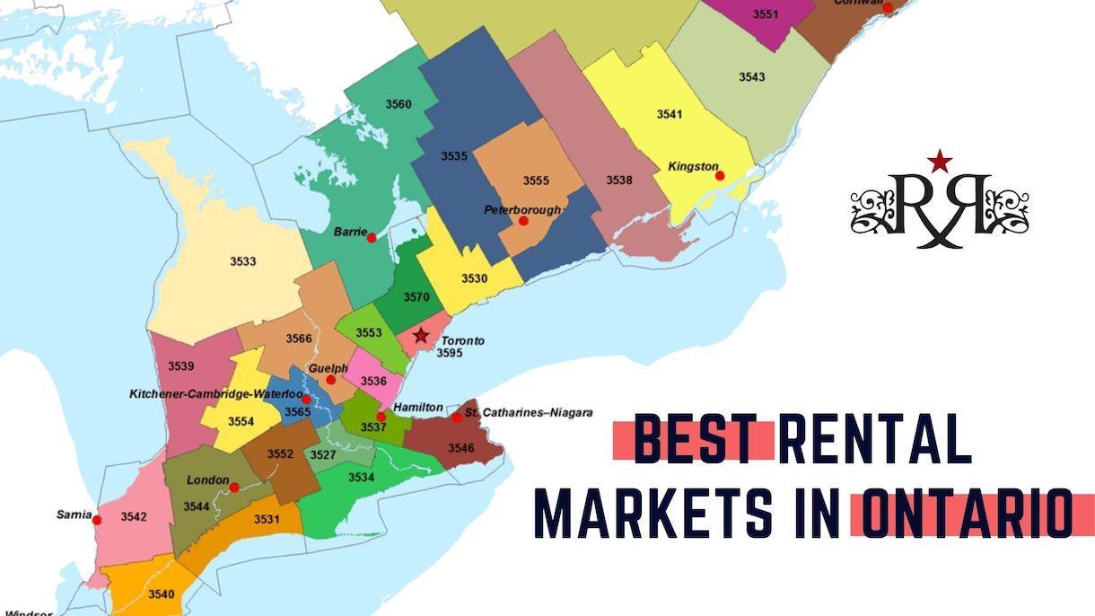 Find the Best Rental Markets in Ontario