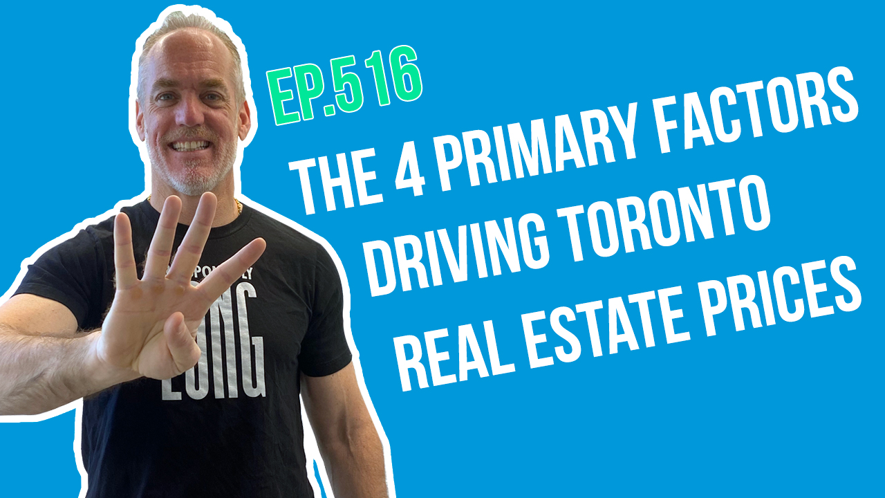 4 Main Factors Driving Toronto Real Estate Prices (One is Sneaky) image