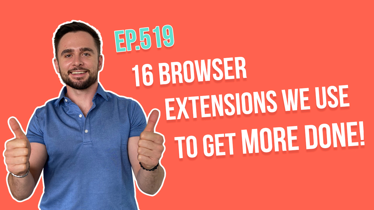 16 Browser Extensions We Use To Get More Done! image